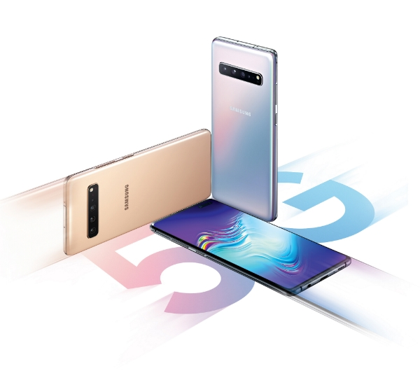 갤럭시S10 5G (사진=삼성전자)
