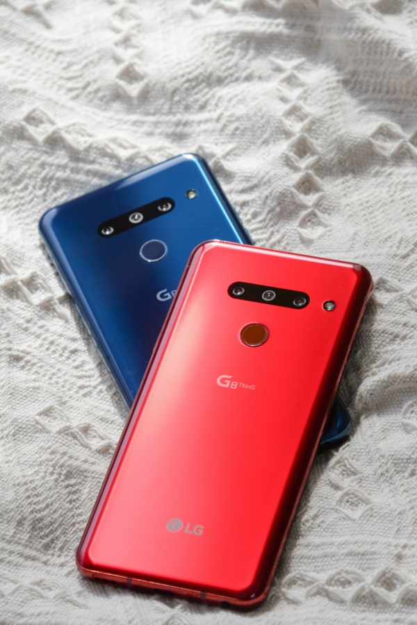 LG G8 ThinQ(사진=LG전자)