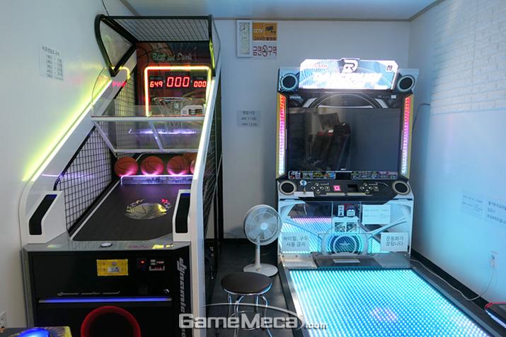 하남시 유일의 E-amusement 네트워크 가동 업소