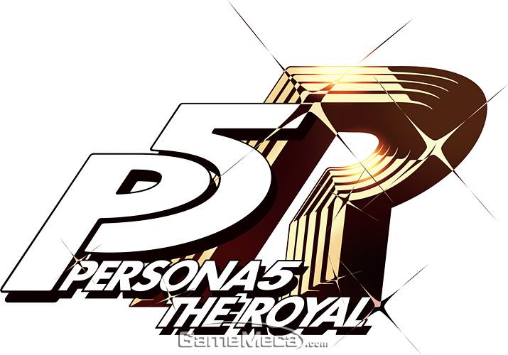 '페르소나 5 더 로얄' 로고 (사진제공: 세가퍼블리싱코리아)