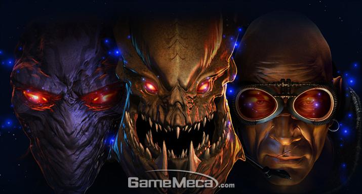 RTS 장르 전성기를 상징하는 '스타크래프트' (사진출처: 게임 공식 홈페이지)