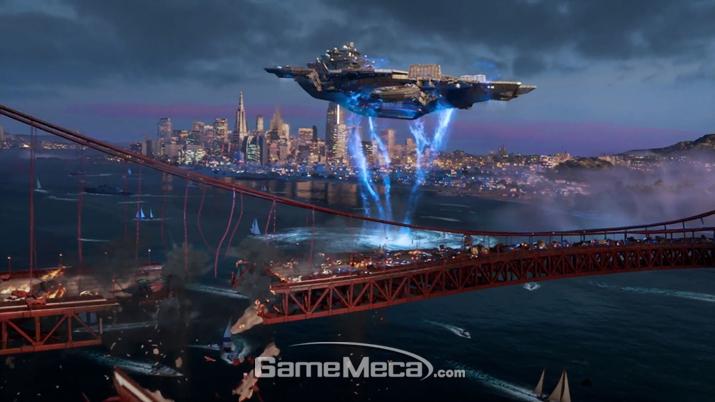 대형 사건이 터지고 (사진출처: 스퀘어에닉스 E3 쇼케이스 생방송 갈무리)