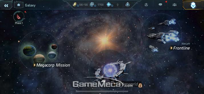 플레이 가능한 모드의 전부 인데, 그나마도 하나가 막혀있다 (사진: 게임메카 촬영)