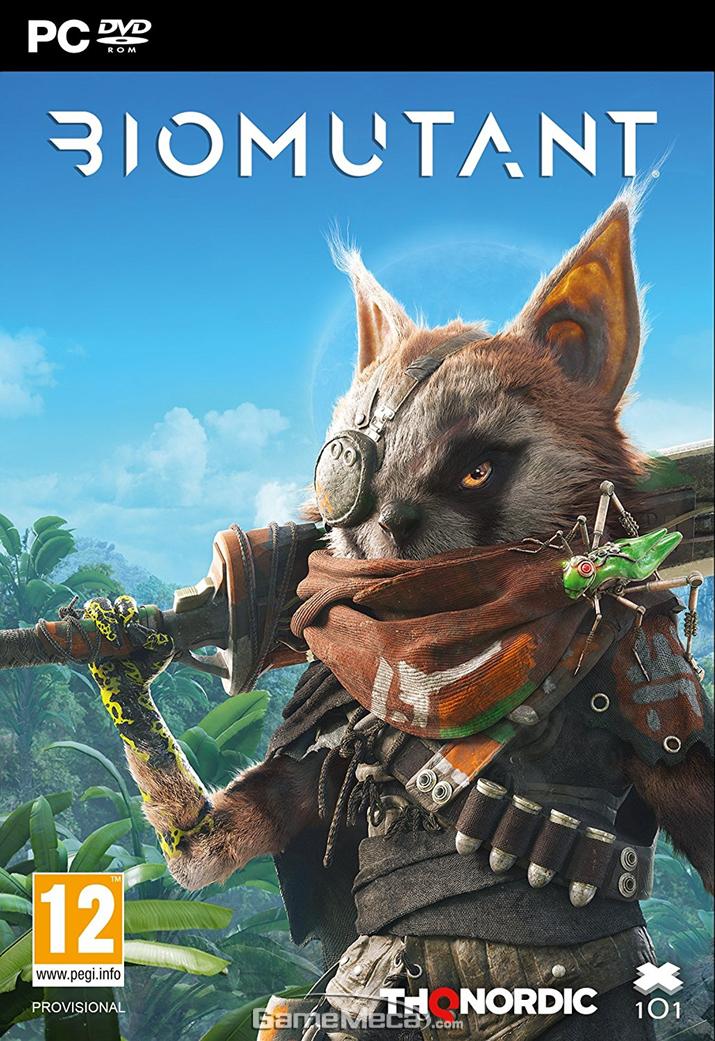 2019년 여름 PS4, Xbox One, PC로 발매되는 '바이오뮤턴트' (사진출처: 공식 홈페이지)